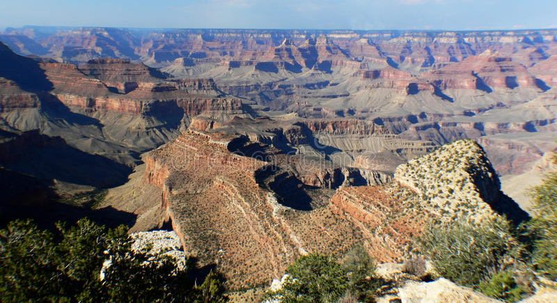The Grand Canyon (37) stock image