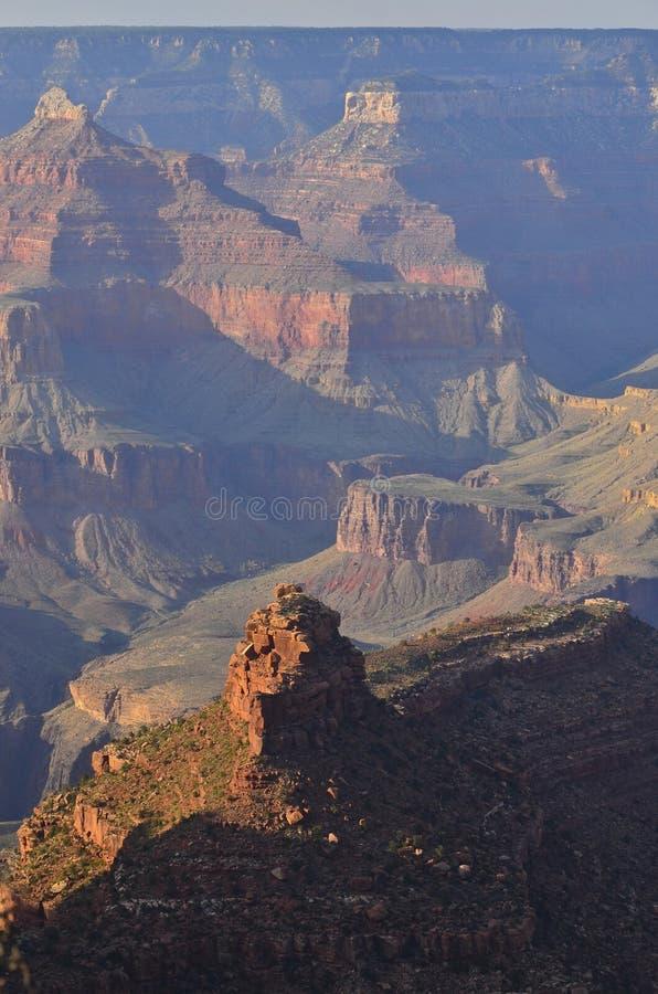 Grand Canyonfärg arkivfoton