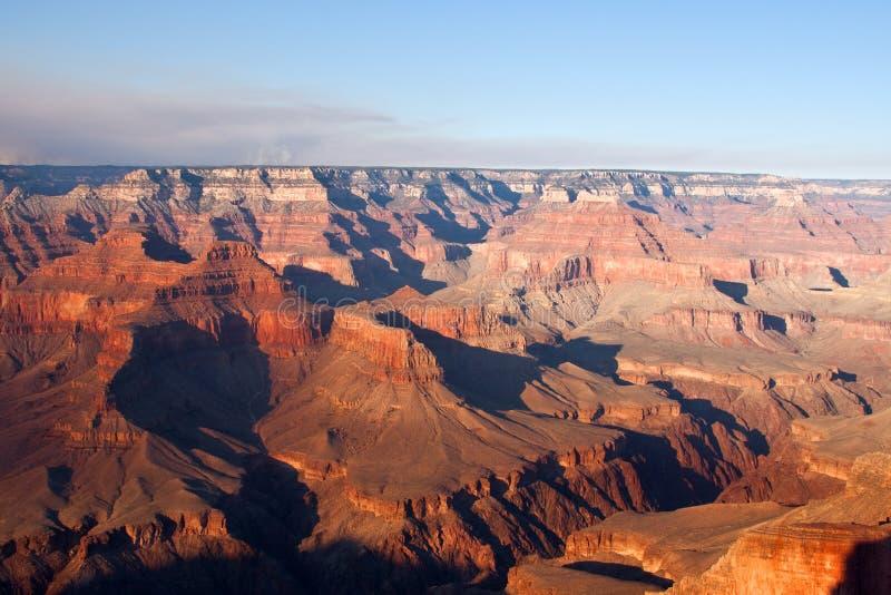 Grand Canyonnationalpark arkivbilder