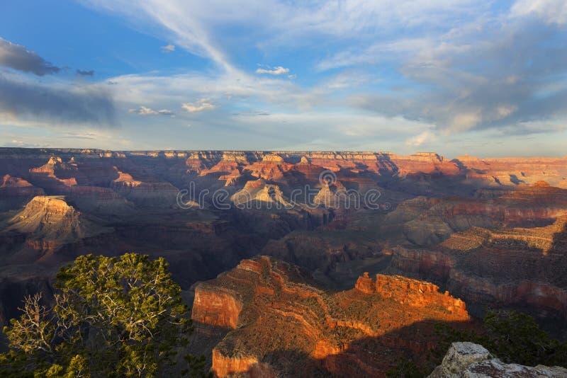 Grand- CanyonNationalpark, Arizona stockfotos