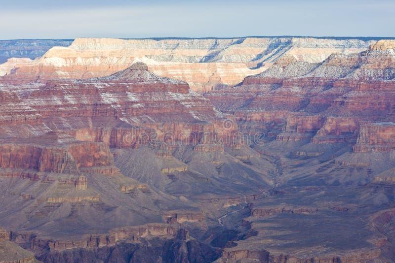Grand- CanyonNationalpark, Arizona, USA lizenzfreies stockbild