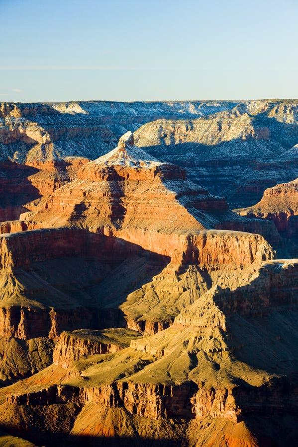 Grand- CanyonNationalpark, Arizona, USA stockbilder