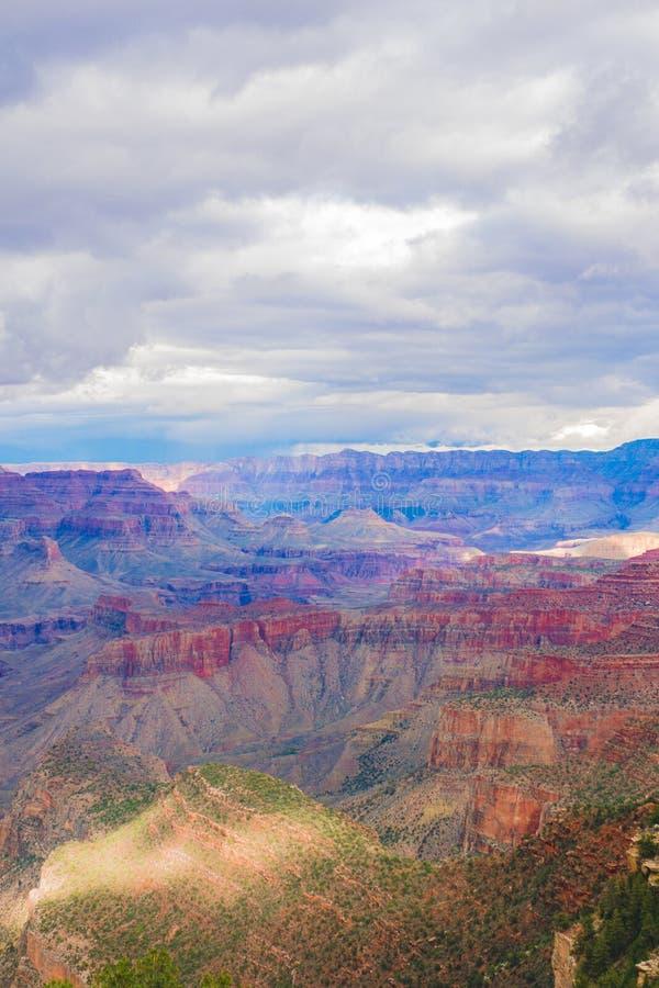 Grand Canyonnationalpark royaltyfria bilder