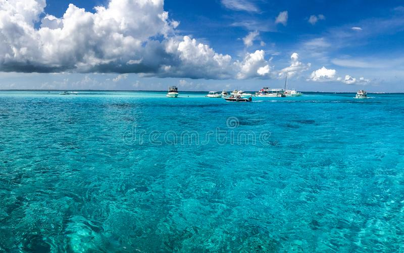 Grand Cayman royalty free stock images