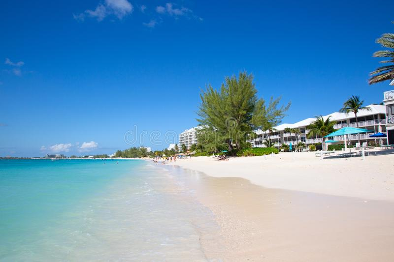 Grand Cayman royalty free stock photography