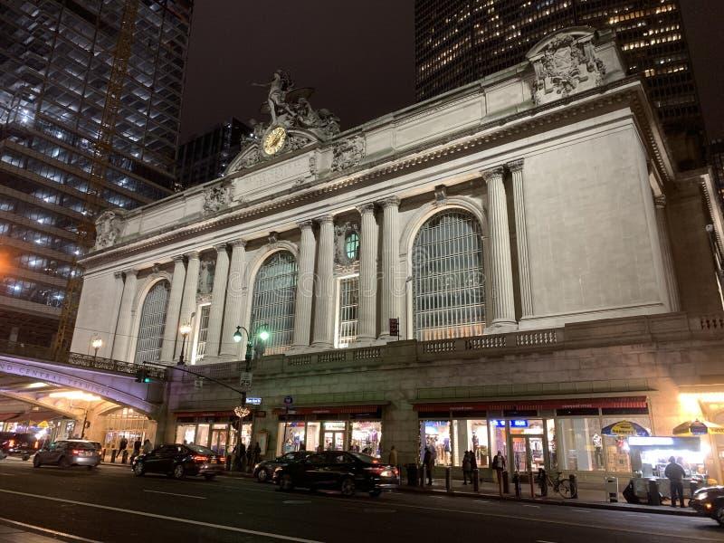 Grand Central Śmiertelnie outside zdjęcie stock