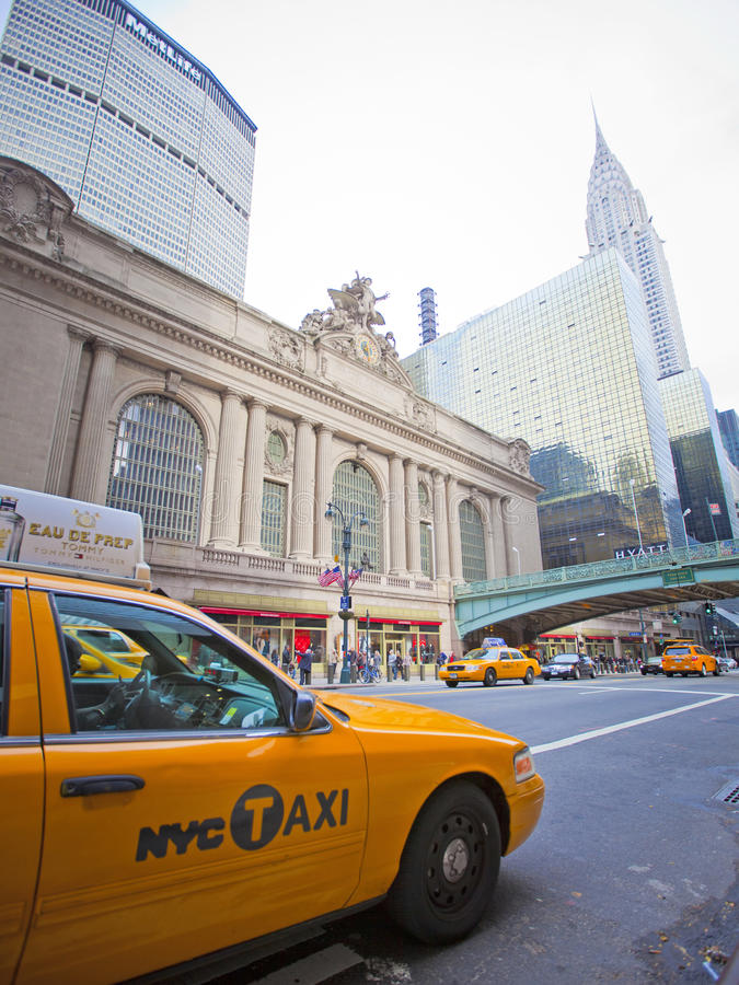 Grand Central Editorial Stock Image