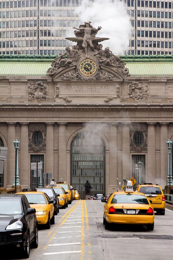 Grand Central -Anschluss, NY stockfotografie