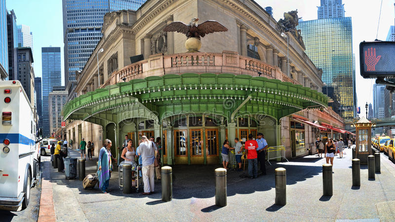 Grand Central Entrance