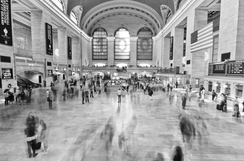 Grand Central -post de Stad in van Manhattan, New York royalty-vrije stock afbeelding