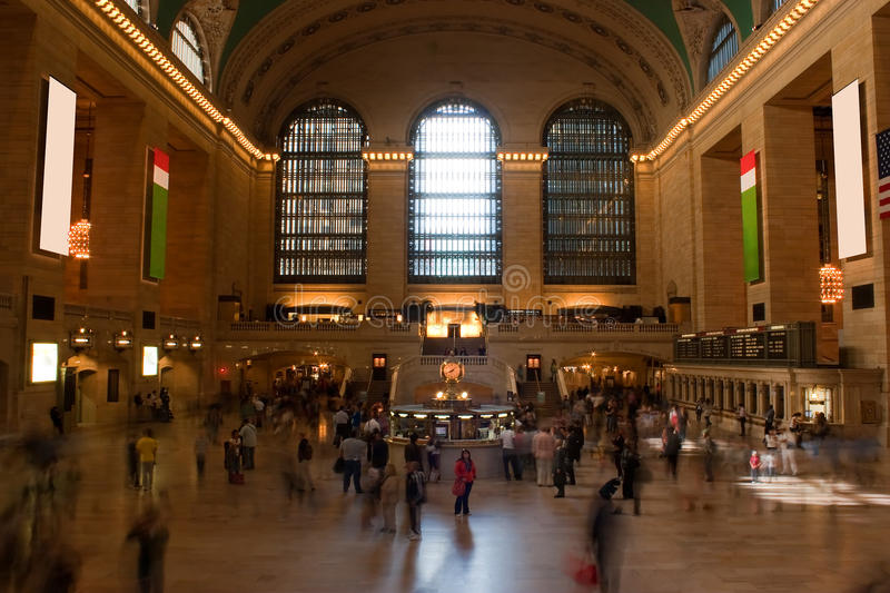 Download Grand Central Station Royalty Free Stock Photo - Image: 17412245