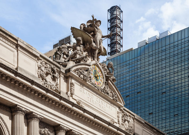 Grand Central Station royalty free stock images