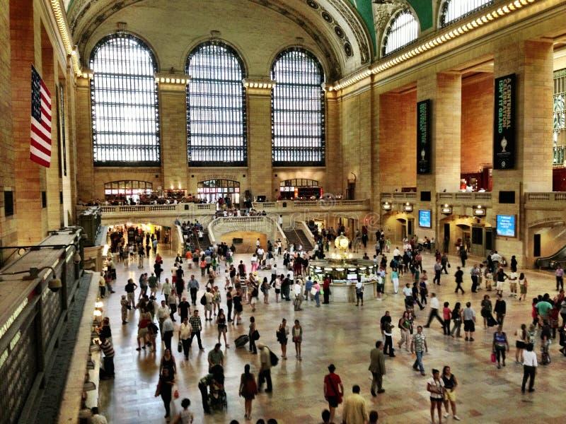 Grand Central Station, Miasto Nowy Jork, Nowy Jork zdjęcia stock