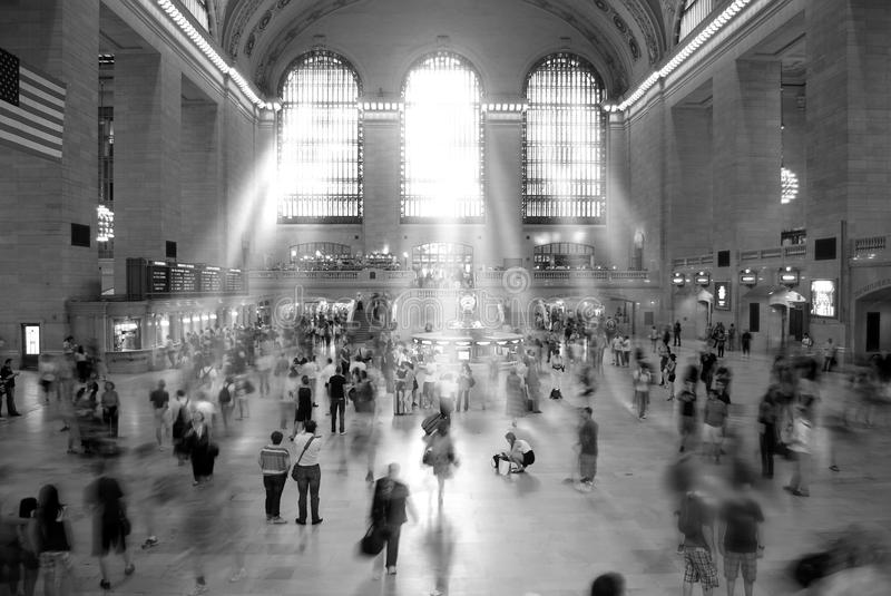 Grand Central Station New York stock images