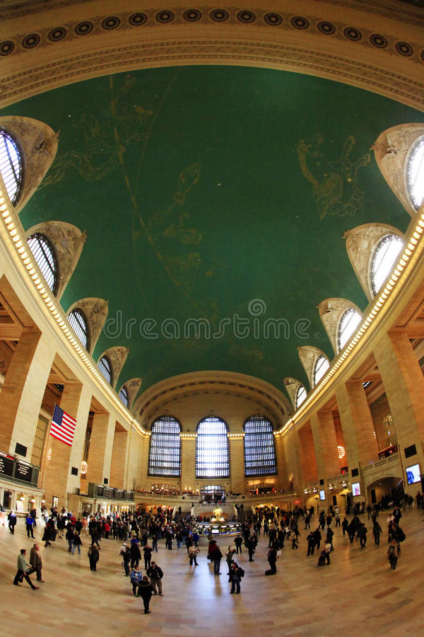 Grand Central Station In New York City Editorial Photography