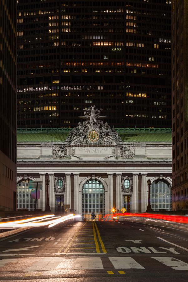 Grand Central Station, New York City royalty free stock photos