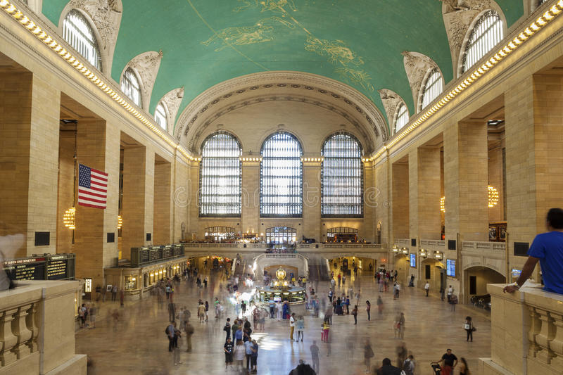 Grand Central Station, NYC royalty free stock photo