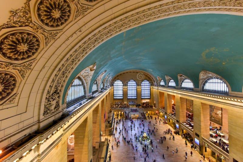 Grand Central Termina - New York stockfoto