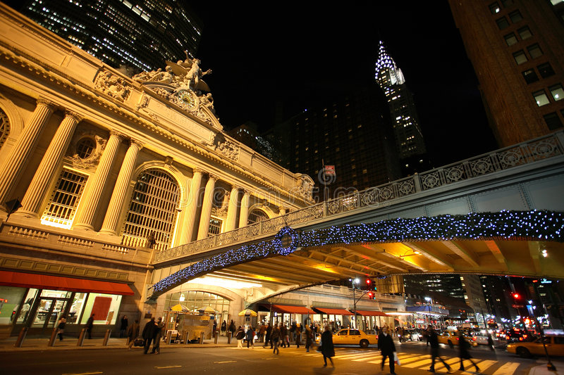 Grand Central Terminal, New Yo Royalty Free Stock Images