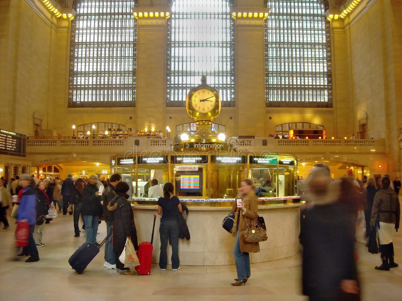 Download Grand Central Terminal New York Stock Image - Image of city, itinerary: 5190947