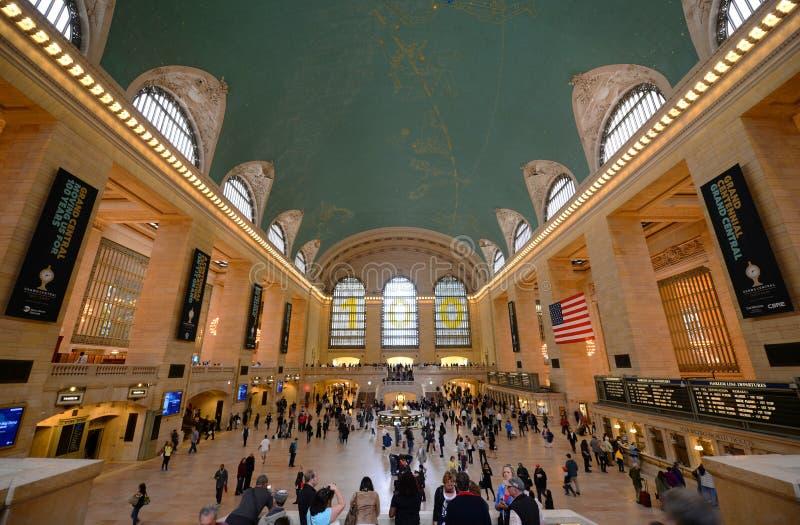 Grand Central Terminal, New York City stock photos