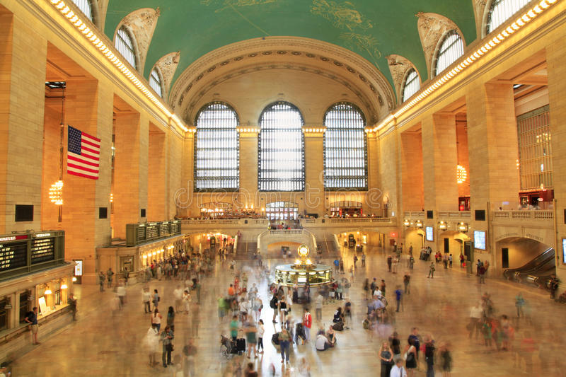 Grand Central Terminal, New York City stock photography
