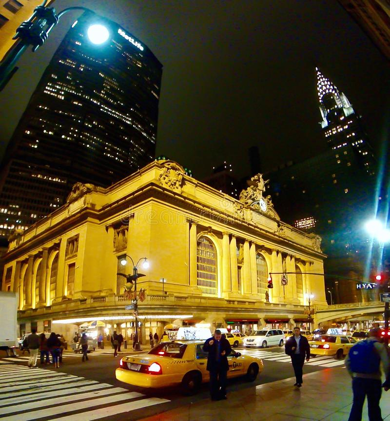 Grand Central Terminal, New York, USA stock image
