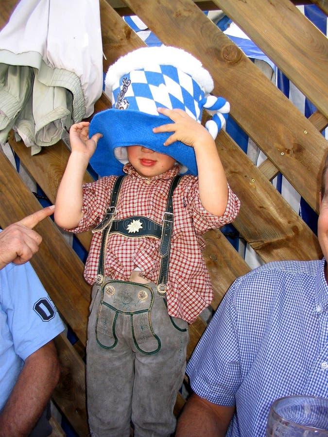 Grand chapeau photo libre de droits