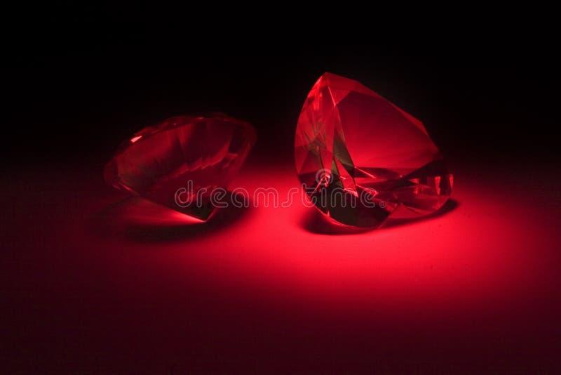 Grand diamant photo stock