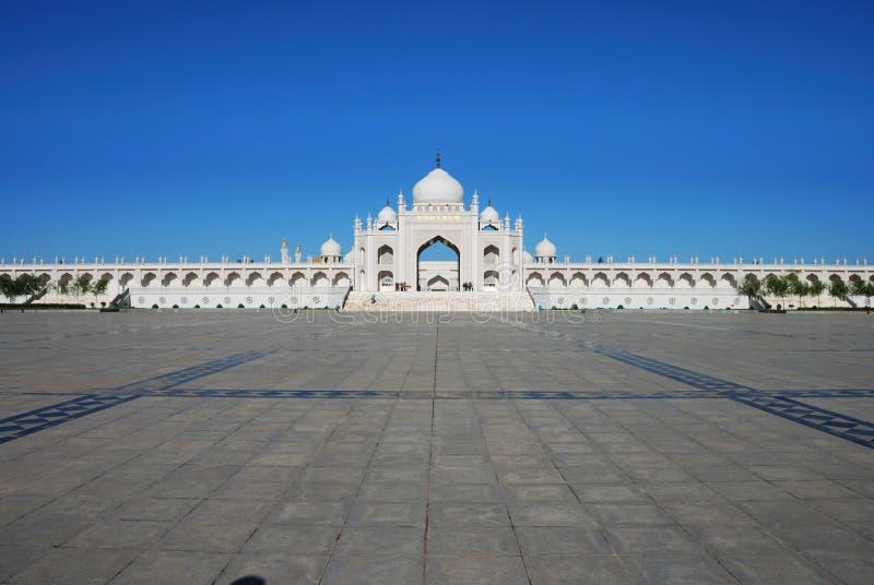 grand dos de mosquée image libre de droits