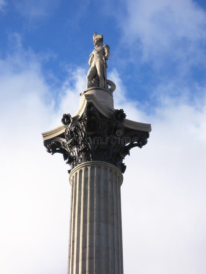 Grand dos de Trafalgar images stock