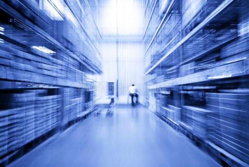 Grand entrepôt de meubles photographie stock