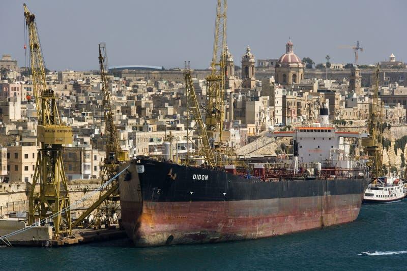 Download Grand Harbour In Valletta - Malta Editorial Image - Image: 17854700