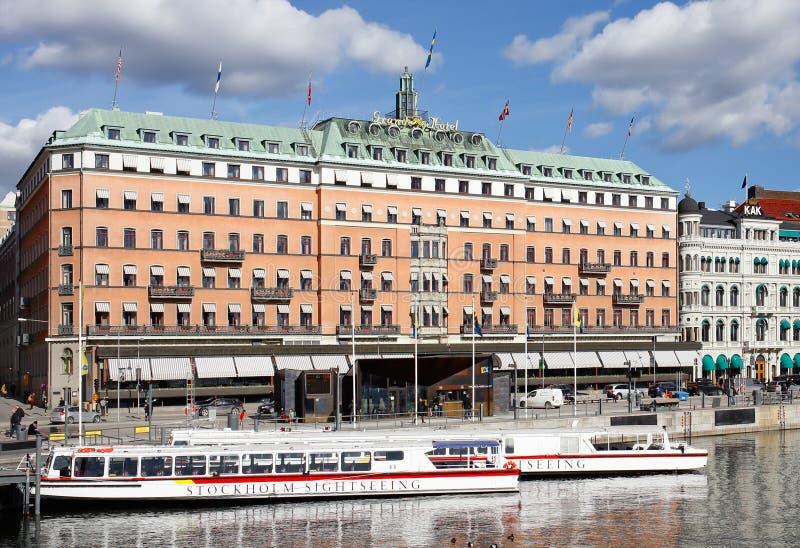 grand hotel zdjęcia stock