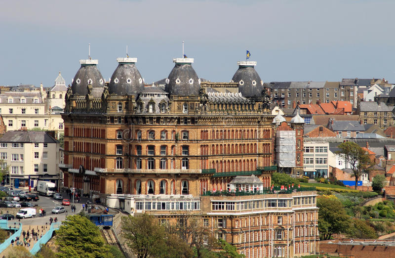 Download Grand Hotel In Scarborough England Stock Photo - Image: 27365936