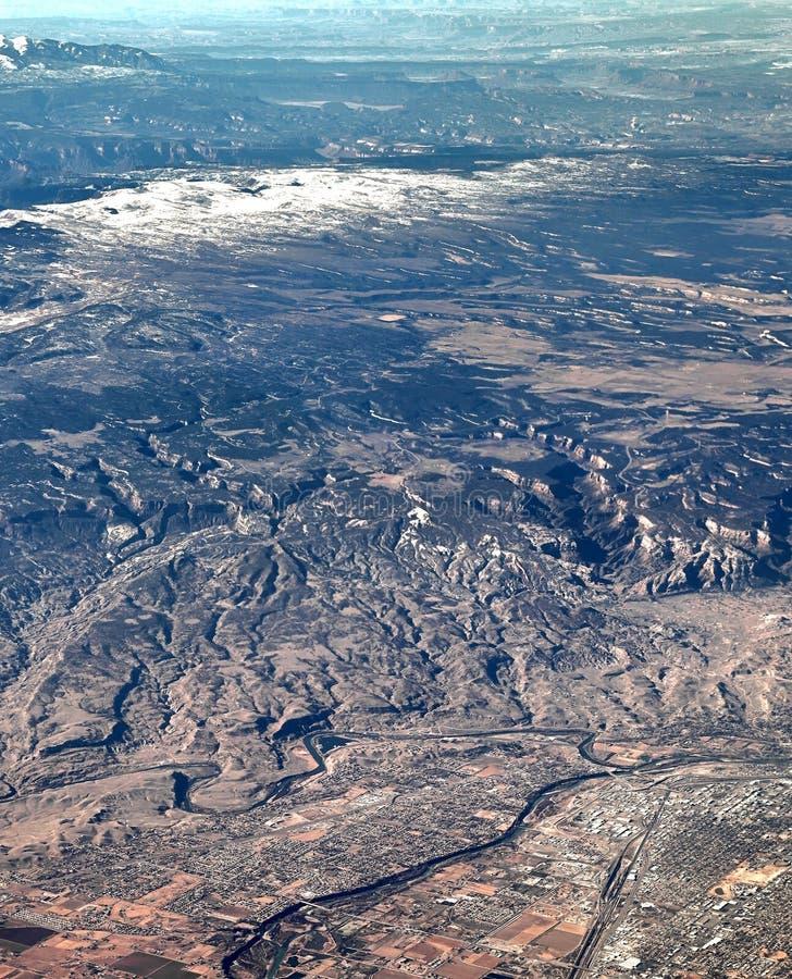 Grand Junction, Колорадо США стоковые изображения rf