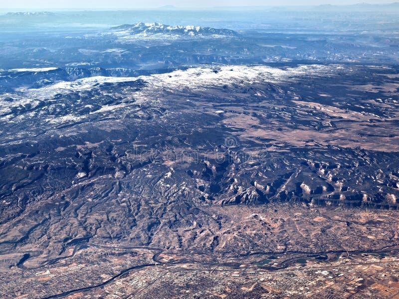 Grand Junction, Colorado los E.E.U.U. fotos de archivo