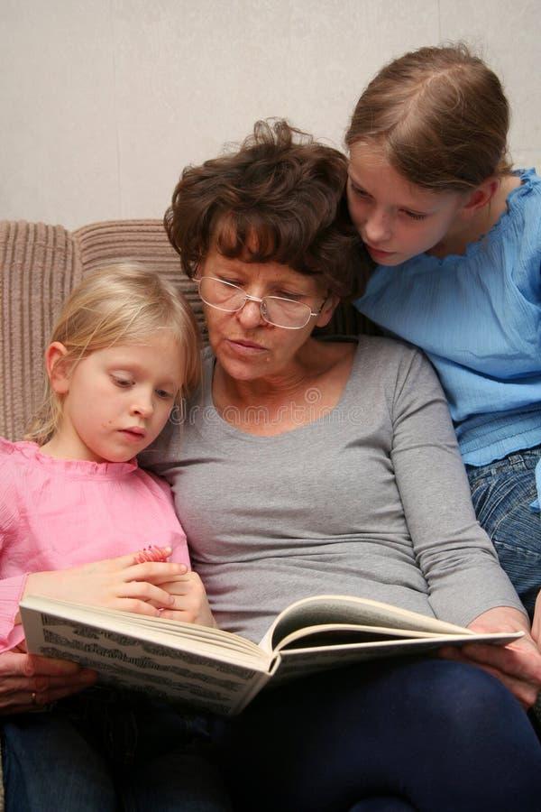 Grand-maman photo libre de droits