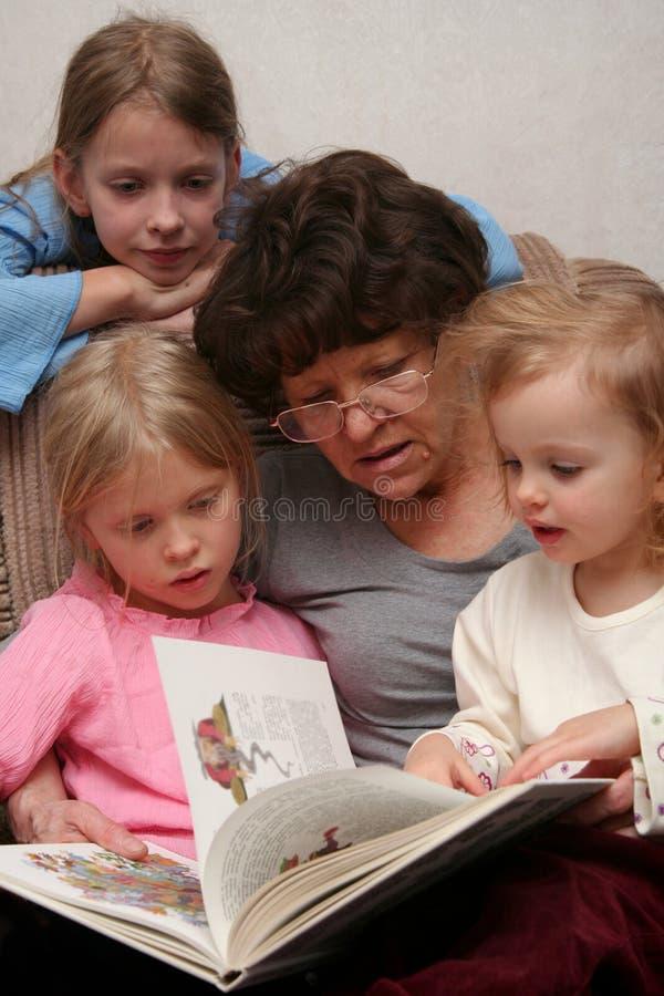 Grand-maman image stock