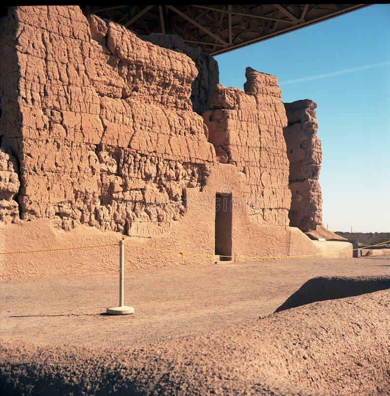 Grand monument national de maison photographie stock