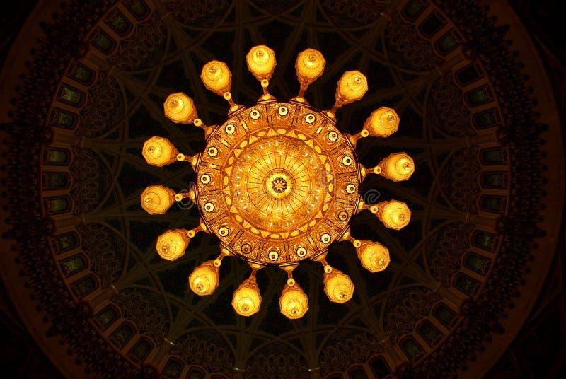 Grand Mosque Oman royalty free stock photos