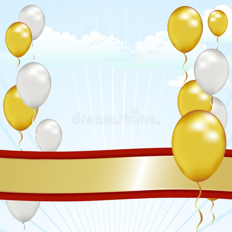 Grand Opening Ribbon vector illustration