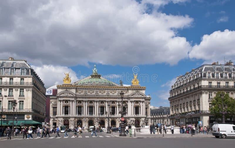 Grand Opera. Paris