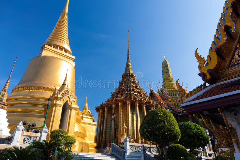 Download Grand Palace in Bangkok stock image. Image of culture - 17707693
