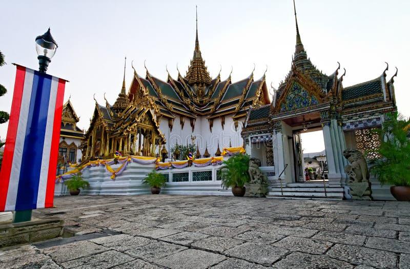 Download Grand Palace in Bangkok stock image. Image of borom, phra - 26566349