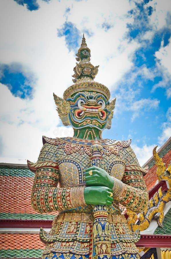 Grand Palace Bangkok stock image