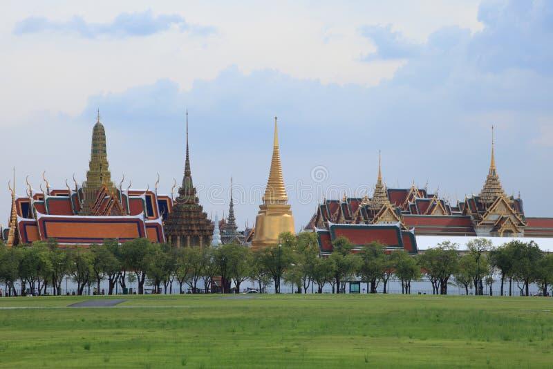 Grand Palace Bangkok Thailand Royalty Free Stock Photo