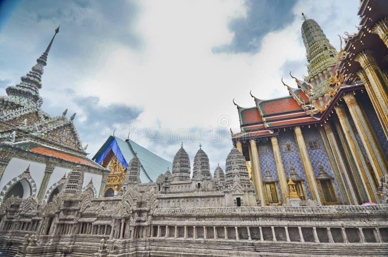 Grand Palace Bangkok stock photos