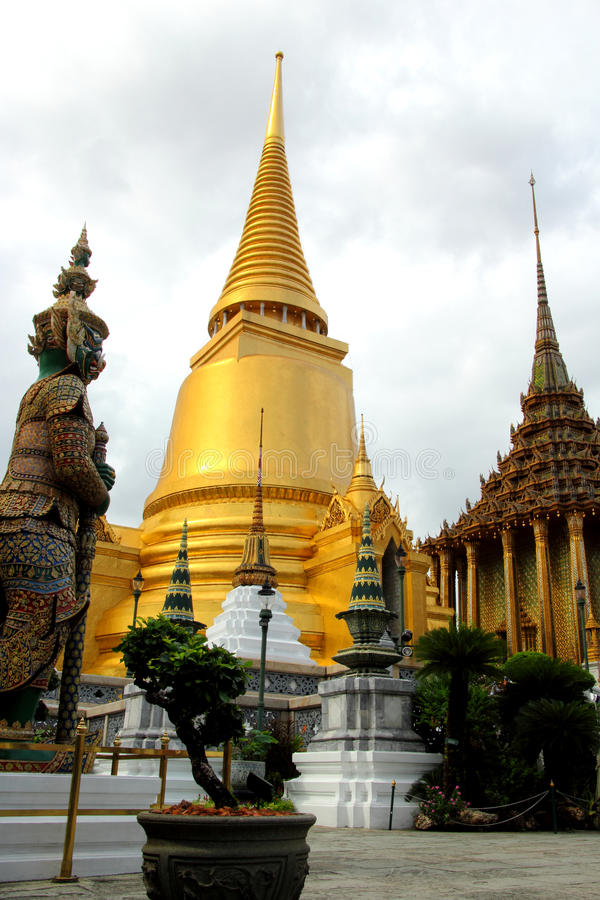Download Grand Palace in Bangkok stock image. Image of multi, building - 41792649