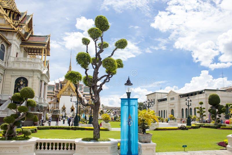 Grand Palace in Bangkok royalty free stock photos